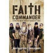 Faith Commander.. *Scratch & Dent*