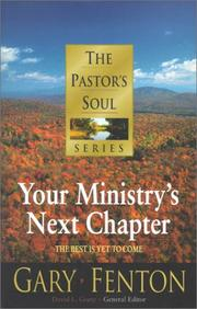 Your Ministry's Next Chapter (Pastor's Soul Series)