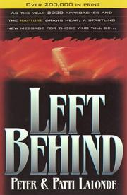 Left Behind *Scratch & Dent*