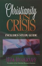Christianity in Crisis with Study Guide *Scratch & Dent*