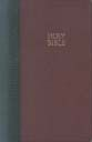 Giant Print Reference Bible: KJV, 884cbg Burgundy Bonded Leather, Gilded-Gold Page Edges