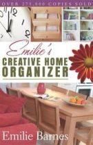 Emilie's Creative Home Organizer (Barnes, Emilie)