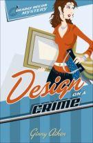 Design on a Crime by Aiken, Ginny *Scratch & Dent*