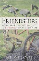 Friendships by Wickwire, Jeff