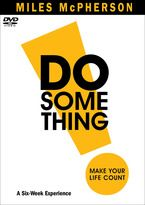 DO Something! DVD: Make Your Life Count *Scratch & Dent*