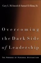 Overcoming the Dark Side of Leadership: The Paradox of Personal Dysfunction *Scratch & Dent*
