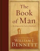 The Book of Man: HB Readings on the Path to Manhood *Scratch & Dent*