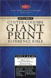 NKJV GP Center-Column Reference Bible *Scratch & Dent*
