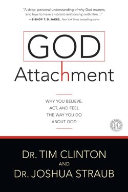 God Attachment HB by Tim Clinton