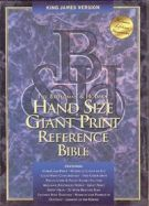 KJV Hand Size Giant Print Reference (Indexed)