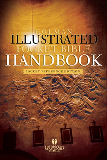 The Holman Illustrated Pocket Bible Handbook *Scratch & Dent*