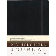 NIV, Holy Bible, Journal Edition, Hardcover *Scratch & Dent*