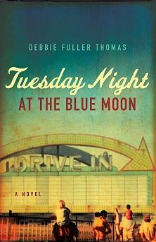 Tuesday Night at the Blue Moon by Debbie Fuller Thomas