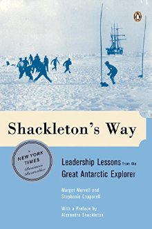 Shackleton's Way: Leadership Lessons from the Great Antarctic Explorer *Scratch & Dent*