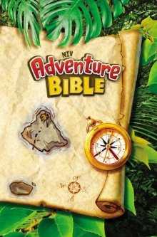 Adventure Bible, NIV, Lenticular (3D Motion) *Scratch & Dent*