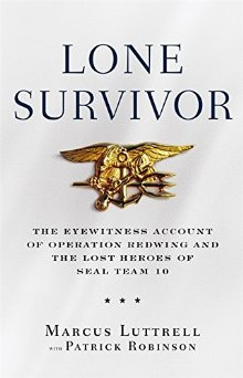 Lone Survivor: The Eyewitness Account of Operation Redwing and the Lost Heroes of SEAL Team 10 *Scratch & Dent*