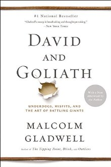 David and Goliath: Underdogs, Misfits, and the Art of Battling Giants *Scratch & Dent*