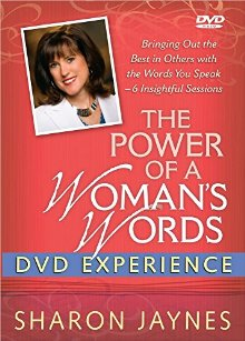 The Power of a Woman's Words DVD Experience: Bringing Out the Best in Others with the Words You Speak - 6 Insightful Sessions