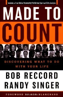Made to Count by Bob Reccord, Randy Singer