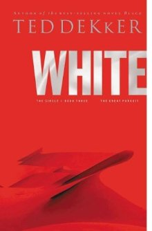 WHITE audiobook CDs by Ted Dekker