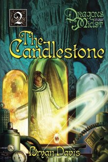 The Candlestone (Dragons in Our Midst, Book 2) *Scratch & Dent*