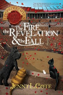 The Fire, the Revelation and the Fall (The Epic Order of the Seven) *Scratch & Dent*