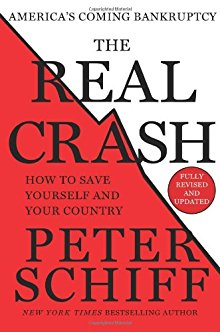 The Real Crash: America's Coming Bankruptcy - How to Save Yourself and Your Country *Scratch & Dent*