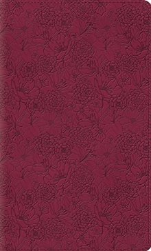 ESV Kid's Thinline Bible (TruTone, Pink Petals)