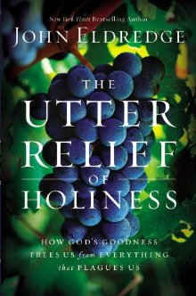 The Utter Relief of Holiness: How God's Goodness Frees Us from Everything that Plagues Us *Scratch & Dent*