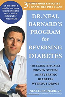 Dr. Neal Barnard's Program for Reversing Diabetes: The Scientifically Proven System for Reversing Diabetes without Drugs *Scratch & Dent*