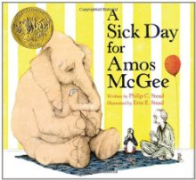 A Sick Day for Amos McGee *Scratch & Dent*