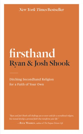 Firsthand: HB Ditching Secondhand Religion for a Faith of Your Own *Scratch & Dent*