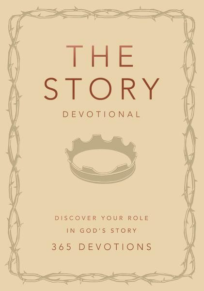 The Story Devotional: Discover Your Role in God's Story *Scratch & Dent*