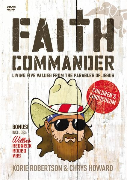 Faith Commander Children's Curriculum