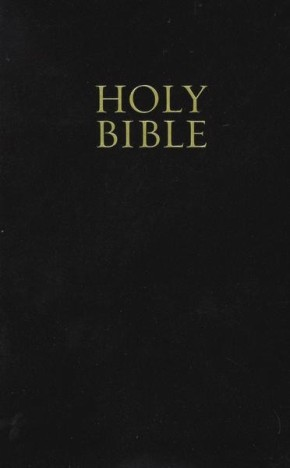 NKJV PS GP Eov Ref Bible, Bonded Leather Black Indexed