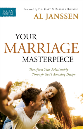 Your Marriage Masterpiece: Transform Your Relationship Through God's Amazing Design (Focus on the Family Marriage) *Scratch & Dent*