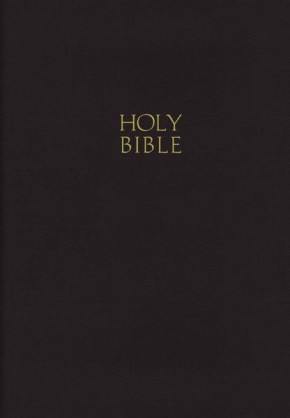NKJV, Ultraslim Bible, Compact, Bonded Leather, Black, Red Letter Edition, Indexed (Classic Series)