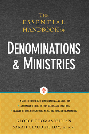 The Essential Handbook of Denominations and Ministries *Scratch & Dent*