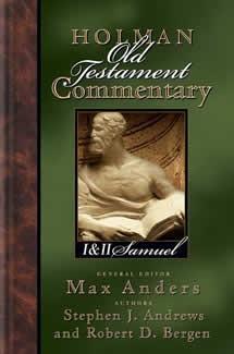 Holman Old Testament Commentary - 1, 2 Samuel *Scratch & Dent*