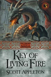 KEY OF LIVING FIRE (THE SWORD OF *Scratch & Dent*
