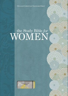 The Study Bible for Women: HCSB Personal Size Edition, Yellow/Gray Linen Printed Hardcover, Indexed