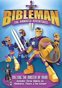 Melting the Master of Mean: Plus Two Additional Bibleman Adventures!