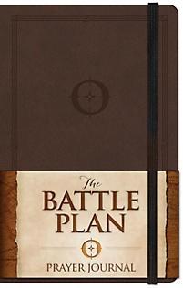 The Battle Plan Prayer Journal (Large Size)