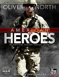 American Heroes: In the Fight Against Radical Islam *Scratch & Dent*