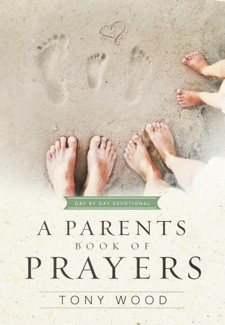 A Parent's Book of Prayers: Day by Day Devotional *Scratch & Dent*