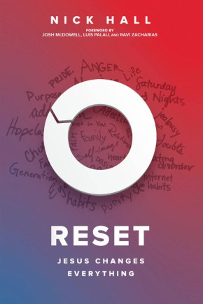 Reset: Jesus Changes Everything *Scratch & Dent*