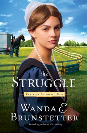The Struggle (Kentucky Brothers, Book 3) *Scratch & Dent*
