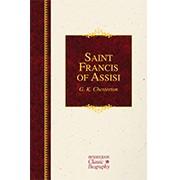 Saint Francis of Assisi (Hendrickson Classic Biographies)