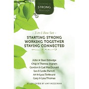 Growing a Strong Marriage Study Pack: Starting Strong / Working Together / Staying Connected