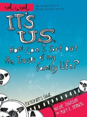 It's Us: How Can I Sort Out the Issues of My Family Life?: A DVD-Based Study (Reel to Real)